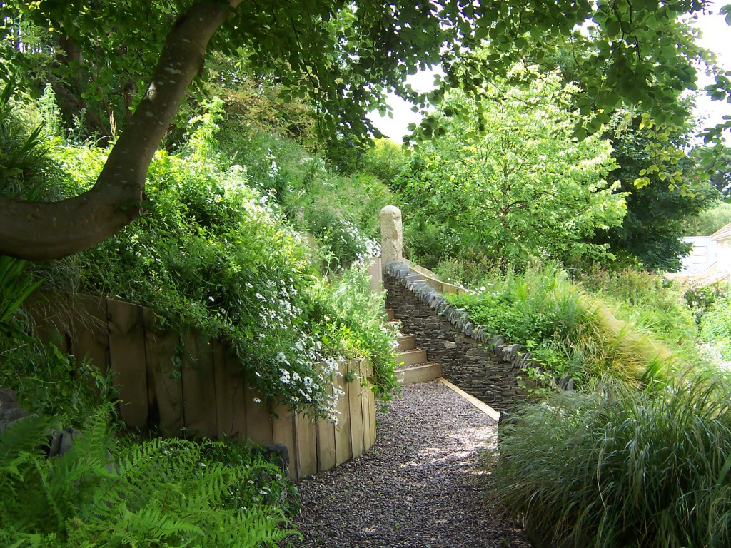 Various mary reynolds landscape designer for Celtic garden designs
