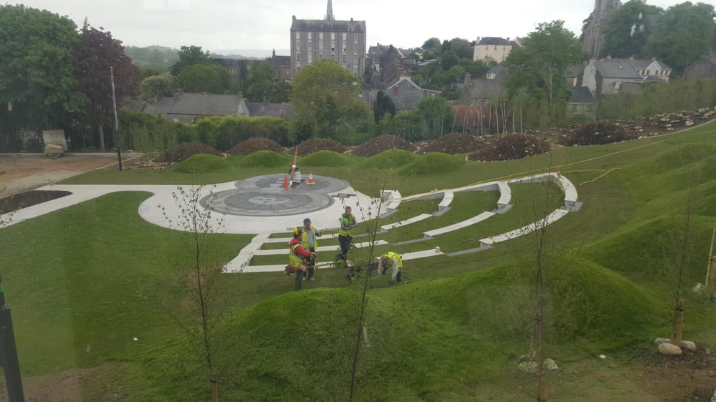 New Ross Library Park May 2016